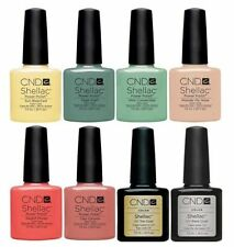 ♥CND Shellac UV smalto gel coat OPEN ROAD COLLECTION 2014 ♥ LIMITED edition