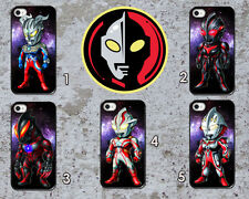 Ultraman Series Collection  iPhone 4 4s 5 Case Cover Hard plastic
