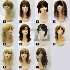 NATURAL LOOKING, SYNTHETIC, FASHION DISPLAY WIGS/ WIG/ HAIR FOR FEMALE MANNEQUIN