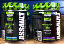 Muscle Pharm - Assault Pre WorkOut CHOOSE FLAVOR 30 servings NEW and SEALED