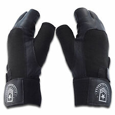 Weight Lifting Gloves – Top Quality Leather Workout Gloves With Wrist Support