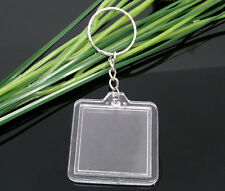 Wholesale Lots Key Chains&Key Rings W/Picture Frames 90x40mm