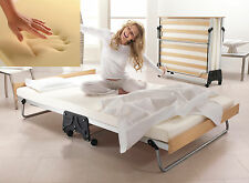 Jay-Be J-Bed Memory Foam Double Folding Guest Bed and optional Storage Cover
