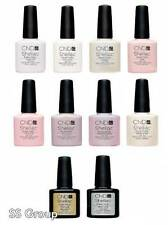 Choose from CND Shellac French Manicure colours, Top Coat and Base Coats + Sets