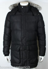 EA7 EMPORIO ARMANI MOUNTAIN PARKA REAL DOWN JACKET