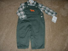 NEW Baby Boys Carters Clothes Sly Little Guy Fox Outfit 6 9 12 18 months mos NWT