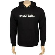 Undefeated Stencil Pullover Hoody (black)