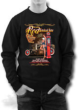 ROCKABILLY,TATTOO,HOT ROD PIN UP GIRL,GET YOUR ROD SERVICED,SWEATSHIRT,all sizes