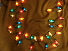 Shotgun Shell Christmas Lights Tree Patio Party  Holiday Lantern String 100 CT