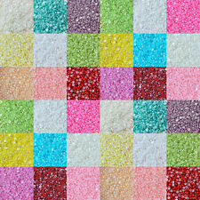 1000pcs (2mm - 10mm) Colors & AB Flat Back Half Pearl Round Scrapbook Nail Craft
