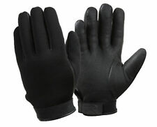 3558 Black Cold Weather Insulated Military Duty Gloves