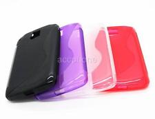 S-Line Soft TPU Silicon Cover Case Skin For Alcatel One Touch OT 991 OT 991D