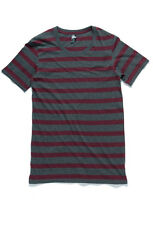 AS Colour striped t-shirts. Great quality, cotton stripe basic tee. Made ethical