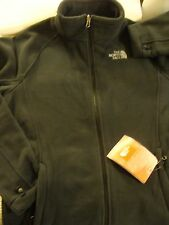 NEW THE NORTH FACE WOMEN'S KHUMBU BRUNETTE TNF BLACK FLEECE JACKET SIZE S~XL