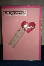 Valentine's Day Card- 5 Designs to choose from- FREE POSTAGE