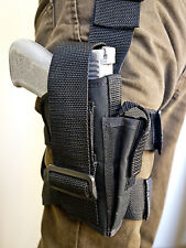 Nylon Tactical Drop Leg Holster for Ruger P94 KP345