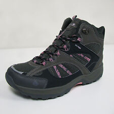 Women's Hiking Boots Waterproof Isotex Breathable Walking Comfort Shoes, Sizes