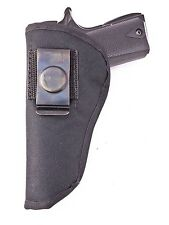 Springfield M1911-A1   Small of Back SOB IWB Conceal Nylon Holster. Made in USA