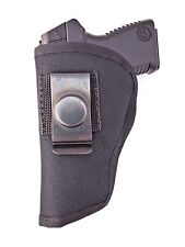 Colt Officer 1911 Compact   Small of Back SOB IWB Conceal Holster. Made in USA