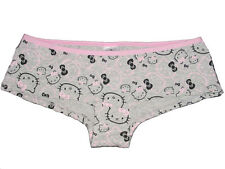 NWT SANRIO HELLO KITTY H&M BOYSHORT PANTY UNDERWEAR GIFTS S, M, L