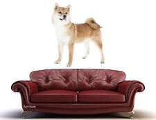 WALL STICKERS Decal Mural Sticker Dogs Shiba Inu Dog Room Kitchen Vinyl