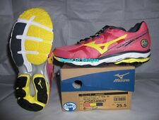 MIZUNO 2014 SS WOMEN WAVE RIDER 17 WIDE EXPERT RUNNING SNEAKER SHOES J1GD140647