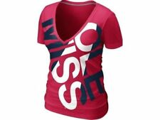 Ole Miss Rebels NCAA Nike V-Neck Tee New With Tags