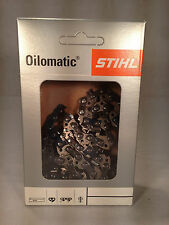 "GENUINE STIHL 3/8"" RAPID SUPER CHAINSAW CHAIN SELECT CHAIN FROM DROP DOWN MENU"