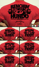 Bench Press Club T-Shirt Hundo or Fiddy Series by Ironville Clothing Company