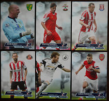 TOPPS PREMIER GOLD 2013 PREMIUM FOOTBALL CARDS 121-180 NEW STRAIGHT FROM PACKETS