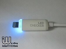 Intelligence Change Light USB Data Changer Cable Cord For iPhone 5 5C 5S IOS7