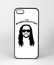 The Shermanator - iPhone 4, 4s, 5, 5s Case - Funny Cover Richard Sherman #199IC