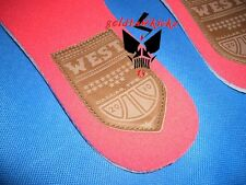 nike 2010 nba all star game insole stockliner size 10 laser logo ASG bhm west