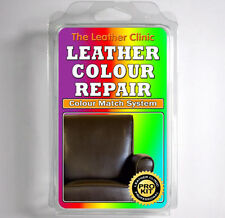 Leather Dye Colour Repair Kit for Scratched & Worn Leather ALL COLOURS