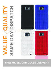 Samsung Galaxy S2 SII Mesh Case Skin TPU Cover - BUY 2 & GET 1 FREE