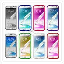 SAMSUNG GALAXY S3 I9300 ACCESSORIES NEW ULTRA THIN GEL SILICONE CASE COVER