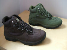 MENS NORTHWEST TERRITORY WALKING HIKING TRAIL LEATHER FOOTWEAR