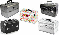 Vanity Case Makeup Storage Designer Beauty Box Professional Aluminium by Geko™