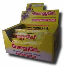 2 or 6 or 12 or 20 x High 5 five Energy Gel Pick and Mix your Flavours
