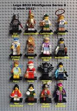 Lego MiniFigures Series 8 Choose The Ones You Want!!