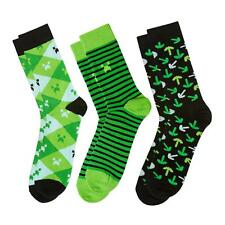 Minecraft Socks 3 Pack - Green - Official Merchandise - xbox 360 playstation