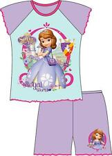 Disney Girls Sofia The First Short Pyjama Set Age 18-24 months, 2-3, 3-4, 4-5