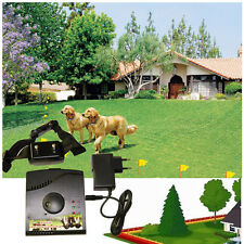 Waterproof Dog In-ground Electronic Pet Fence Electric Shock System Train Collar