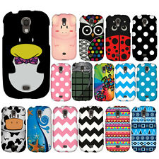 For Samsung Galaxy Light T399 Phone Cover Design Hard Snap On Protector Case