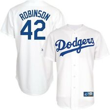 Jackie Robinson Brooklyn Dodgers Cooperstown Collection Jersey Men's SZ (M-2XL)