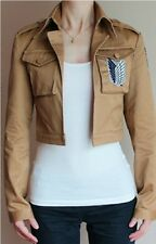 Attack On Titan Legion Survey Legion Wings of Liberty Cosplay Jacket Coat New