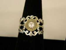 Handmade Bullet Jewelry - Lace Ring
