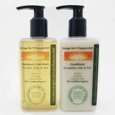 FOR ALOPECIA/ HAIR LOSS/ THINNING/ FINE~Best Shampoo & Conditioner~Sulphate Free