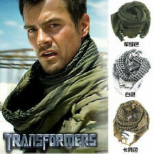 Army Military Tactical Arab Shemagh KeffIyeh Cotton Shawl Scarves Scarf Bandanas