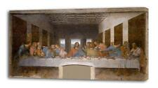 LEONARDO DA VINCI The Last Supper CANVAS PRINT Wall Decor Art Painting Giclee